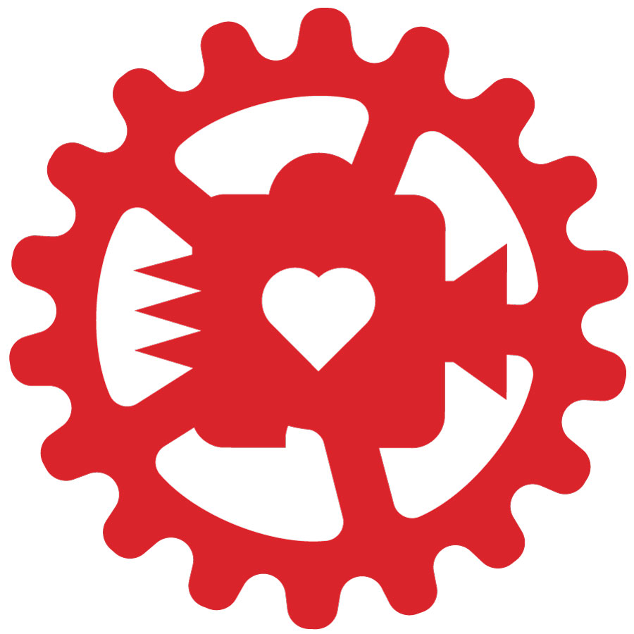 NB-Heart-Bicycle-Gear